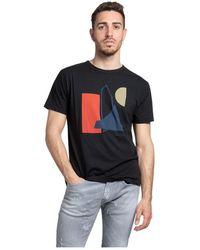 Thinking Mu T-shirt - Schwarz