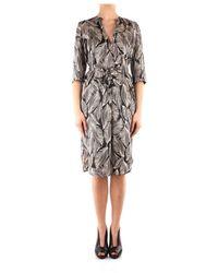 Emme Di Marella Nazione Dress - Neutre