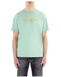 Alexander Wang Ucc1211030 T-shirt maniche corte - Grün