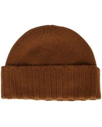 Drumohr Hat - Marron