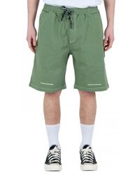 United Standard Ghost Shorts - Groen