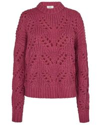 Minimum Mialla Knitwear - 187651398-434 - Roze