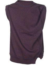ADER error Sweater - Paars