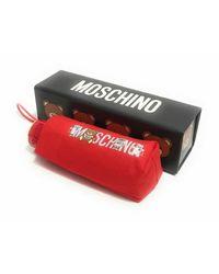 Moschino Ombrello - Rood