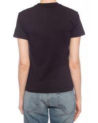 Woolrich T-shirt - Noir