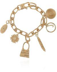 Jacquemus Chain Bracelet - Naturel