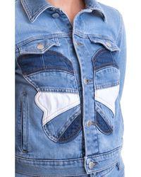 RED Valentino Jeans Jacket Azul