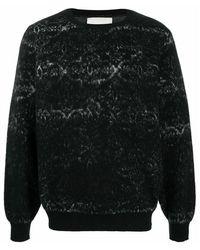 Rochas Sweater - Negro
