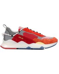 Brimarts Zapatilla Sneakers - Rosso