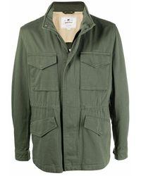 Woolrich Field Jacket - Groen