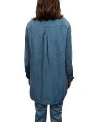 Mason's Shirt Azul
