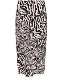 AllSaints Rayne Skirt - Zwart