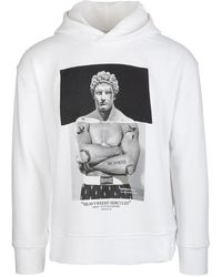 Neil Barrett Sweater - Blanc