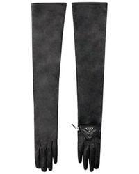 Prada Gloves - Zwart