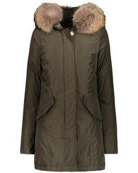 ONLY Luxury Artic Parka - Vert