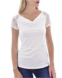 Gcds T-Shirt - Blanc