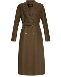 Versace Coat - Groen