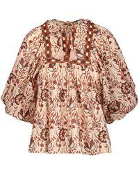 Attic And Barn Shirt - Neutre