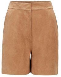BOSS by HUGO BOSS Sirida shorts - Neutre