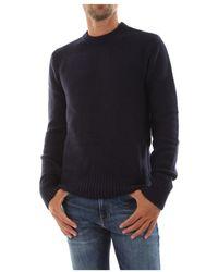 Bomboogie Mm6650 t kcn knitwear - Bleu