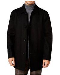 Nike Coat Wool Reversible Overcoat - Blauw