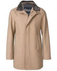 Herno Winter Coat - Naturel