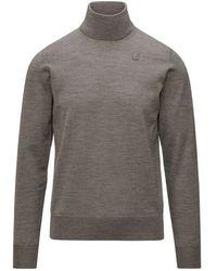K-Way Sweater - Naturel