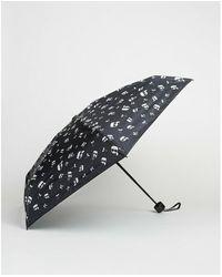 Karl Lagerfeld Paraguas - Noir