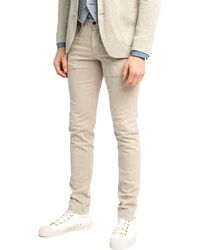 Vanguard V7 Slim Trousers - Naturel