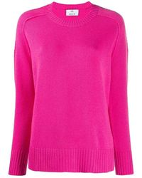 Allude RD Sweater - Rose