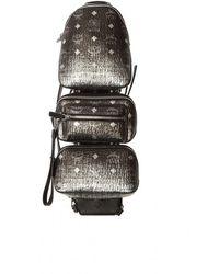 MCM Set Of Detachable Bags - Grijs