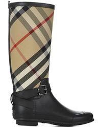 Burberry Boots - Nero