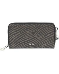 Gum Re Build Wallet - Zwart