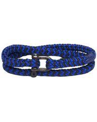 Pig & Hen Bracelet P30-fw19-261902 - Blauw