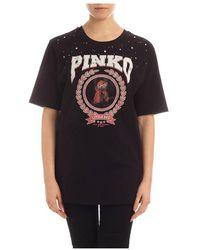 Pinko T-shirt - Zwart