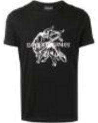 Church's T-shirt - Zwart