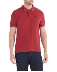 Ben Sherman Romford Polo Shirt - Rood