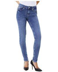 Liu Jo - Jeans Divine Skinny Ua1013 - Lyst