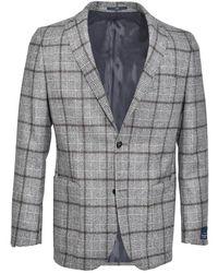 EDUARD DRESSLER Jacket blazer - Gris
