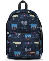 Eastpak Out Of Office Ek767 Backpack - Blauw