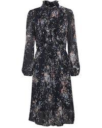 Saint Tropez Lillysz Dress - Zwart