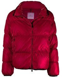 Moncler Coat - Rood