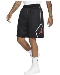 Nike Bermuda Jordan Jumpman Diamond - Zwart