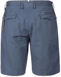 Incotex Shorts Azul