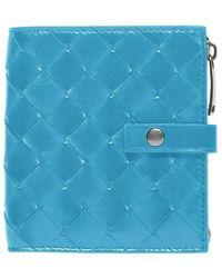 Bottega Veneta Wallet - Blauw