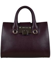 Jimmy Choo Mini Riley handbag - Noir
