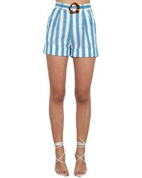 WEILI ZHENG Trousers - Blauw