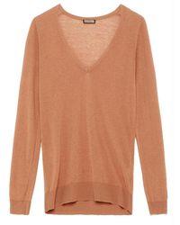Maliparmi Sweater - Marrone