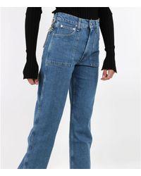 Helmut Lang Jeans Azul