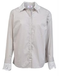 Herzen's Angelegenheit blouse - Grigio